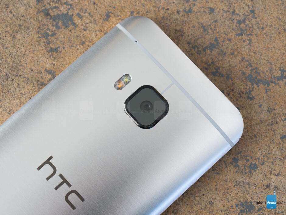 HTC One M9 - square pixels are not hip. - Evolutionary changes - how 2015's Android flagships pushed innovation without being revolutionary