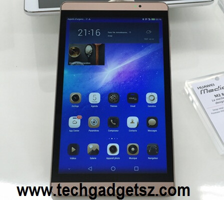 Huawei MediaPad M2 is unveiled