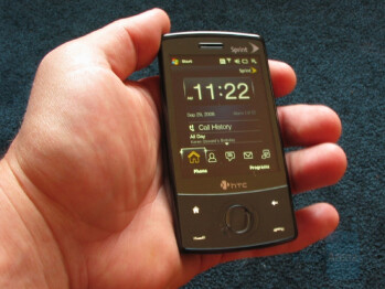 Hands-on and unboxing of Sprint's Touch Diamond