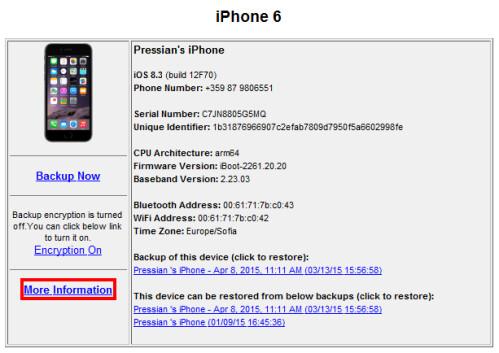 So überprüfen Sie den Akkustand Ihres Apple iPhones: Akkuzyklus zählt und andere Infos