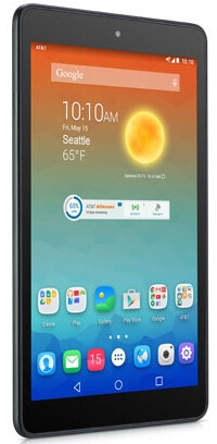 AT&T Trek HD 4G LTE is the carrier's first Android Lollipop tablet