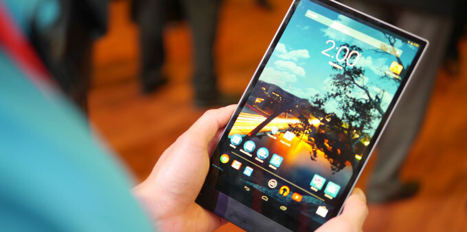 Android 5.0 Lollipop update for the Dell Venue 8 7000 activates disk encryption by default