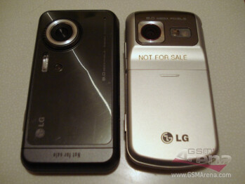LG KC780 shoots for world's thinnest 8MP cameraphone