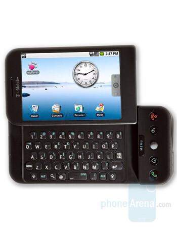 HTC Dream (T-Mobile G1)