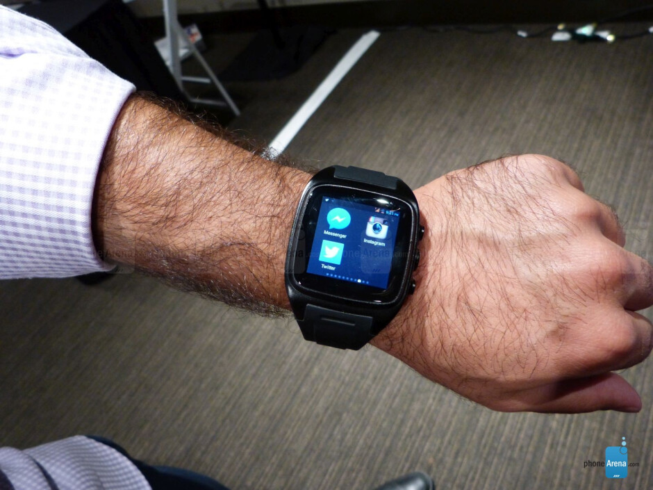 The iType smartwatch from TypeTime brings practical ability to type in feature packed wearable running full Android