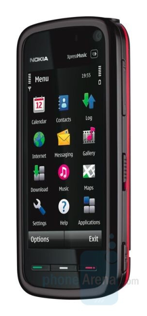 Nokia 5800 Xpress Music – now official