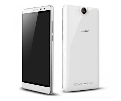 Bluboo X550, the world's first Android Lollipop smartphone with a 5300 mAh battery, launches next week