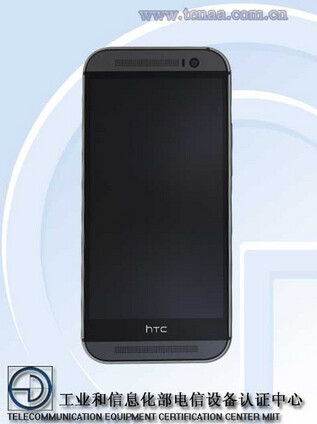 Plastic bodied HTC One ME9 is certified in China by TENAA