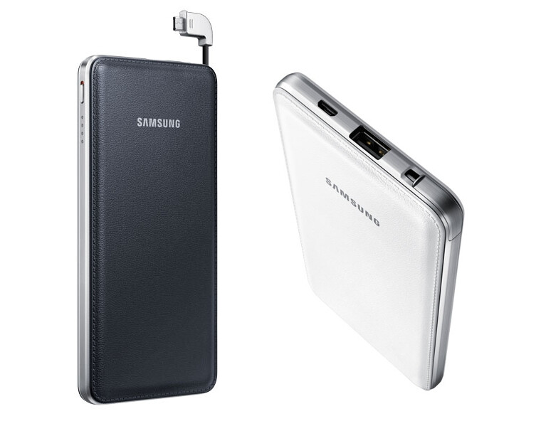 best portable battery packs for samsung 39 s galaxy s6 and s6. Black Bedroom Furniture Sets. Home Design Ideas