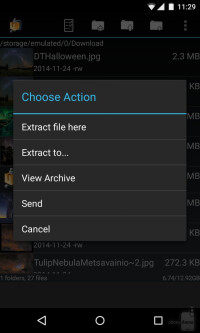 How to open compressed (ZIP, RAR, etc.) files on Android - PhoneArena