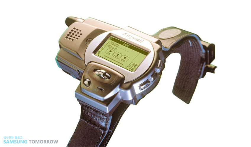 Did You Know That Samsung Announced A Watch Phone In 1999