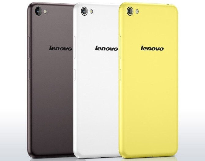 Lenovo's new quad-core, mid-range S60 smartphone launches India; iPhone 6-esque looks and all