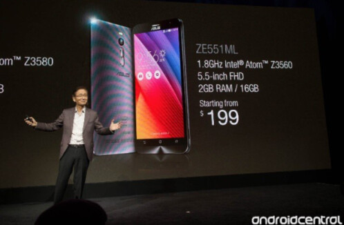 Asus ZenFone 2 launched in New York
