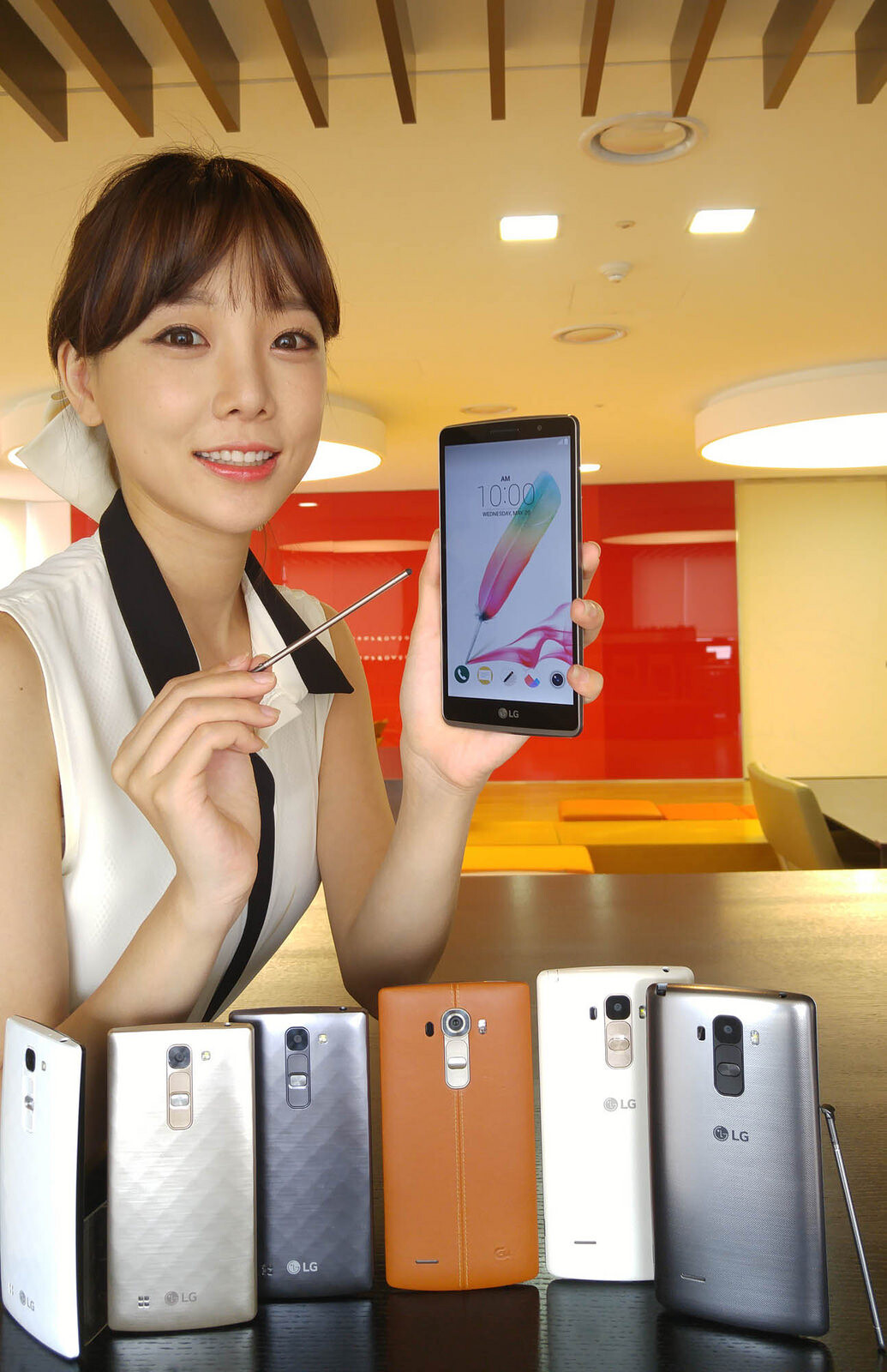 LG officially intros the G4 Stylus and G4c (a mini G4)