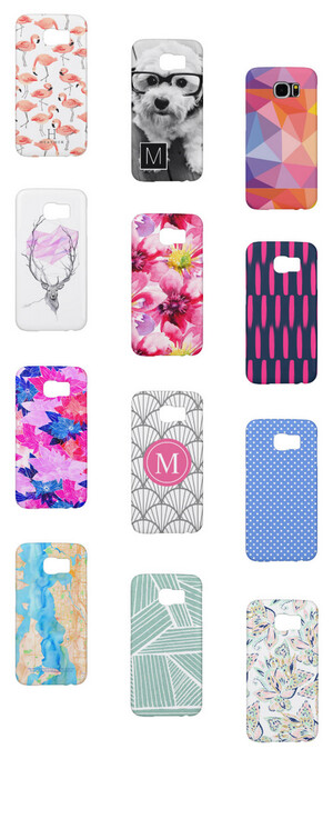 Choose or make your perfect Samsung Galaxy S6 case at Zazzle