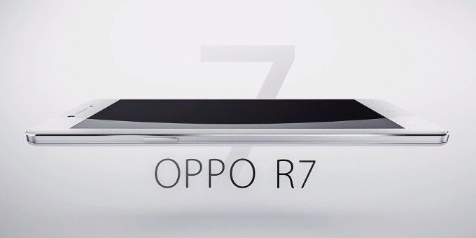 First design-centric promo video for the new Oppo R7 is here, 2.5D glass and metal aplenty