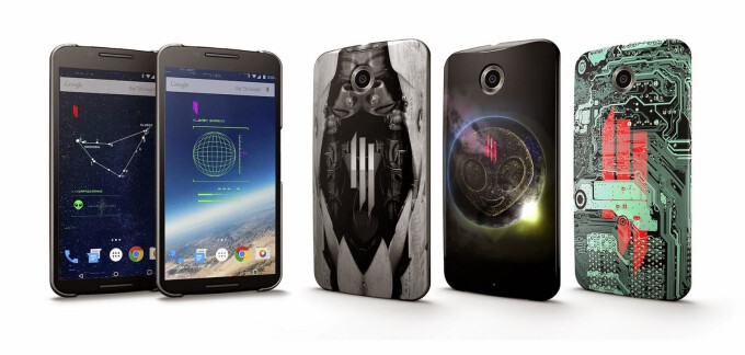 Google launches Skrillex Live cases for select Nexus and Samsung Galaxy smartphones