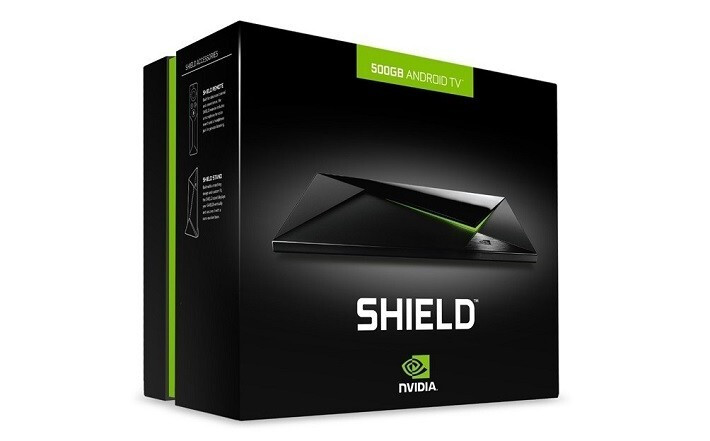 Indeed, NVIDIA will release a 500GB Pro version of the Android-powered Shield set-top box