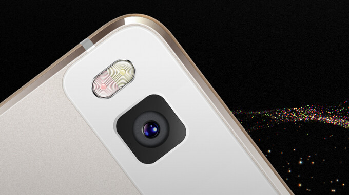This light painting magic is captured on a phone, not a DSLR: Huawei P8 shows off camera skills