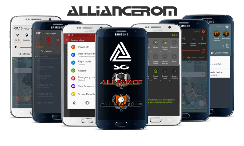 Best and outstanding custom Android ROMs for the Samsung Galaxy S6, S6 edge