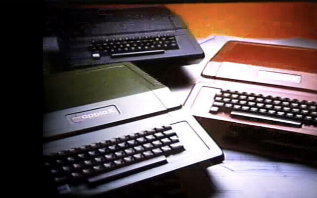Apple Early Days : Check out this video which shows images of steve jobs and