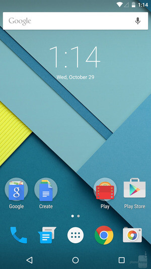 The Material Design look of Android is likely to stay mostly unchanged - Android M rumors, features, release date, and all we know so far
