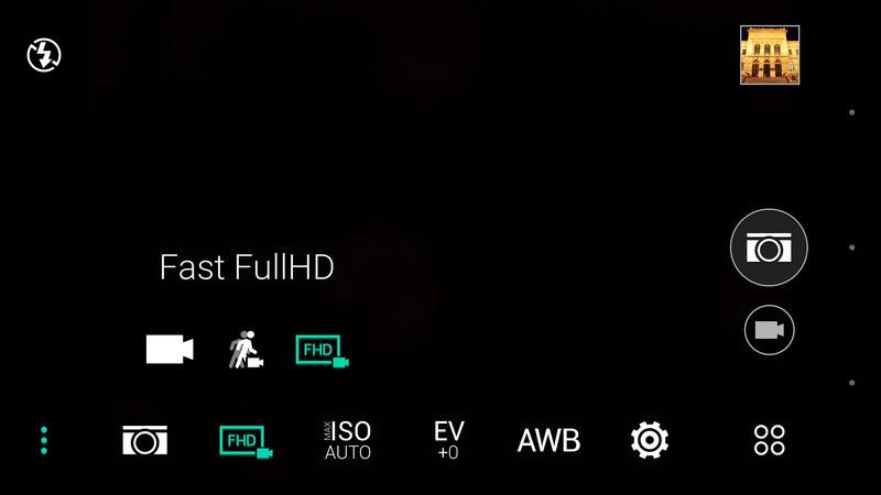 Utilizzare veloce Full HD maggiore fluidità ai video