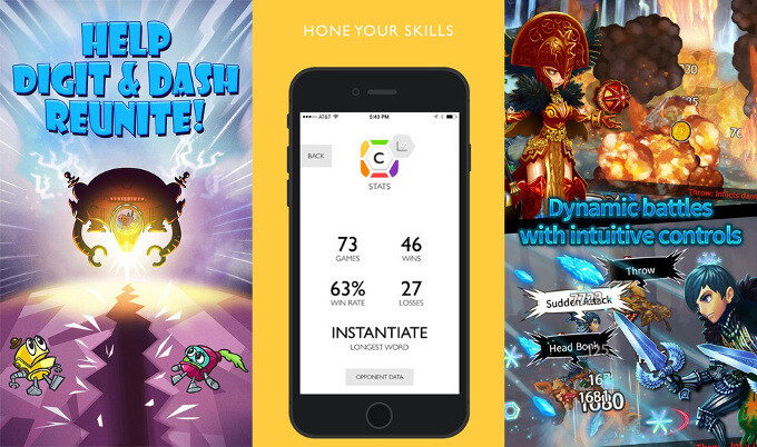 Best new Android and iPhone games (May 19th - May 25th)
