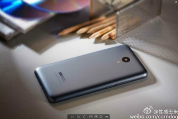 Is this the Meizu m1 note 2 - Power button gets a new location on the Meizu m1 note 2?