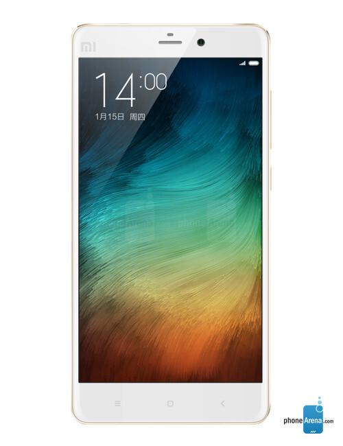 Xiaomi Mi Note/Mi Note Pro, 74.25% screen-to-body ratio
