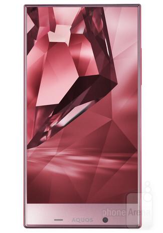 Sharp Aquos Crystal X, 82.18% screen-to-body ratio