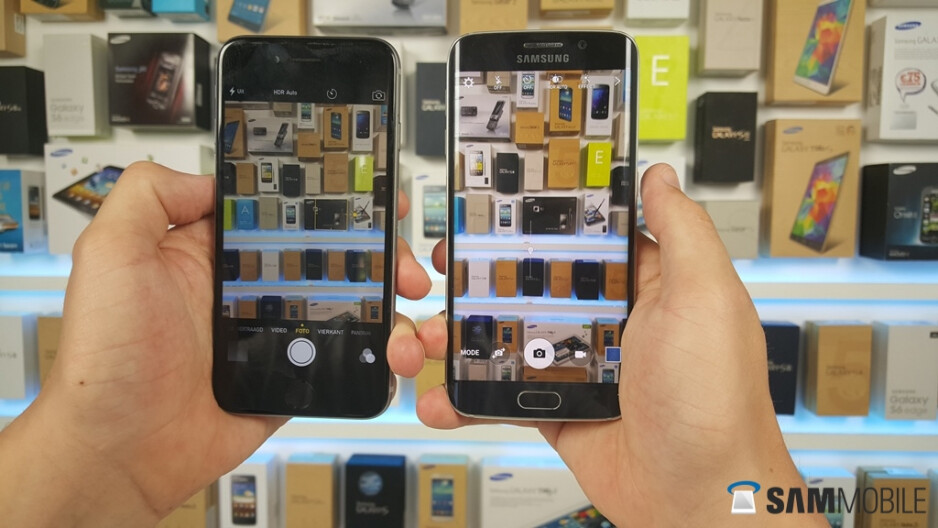 Samsung bringing iPhone-like exposure setting to the Galaxy S6
