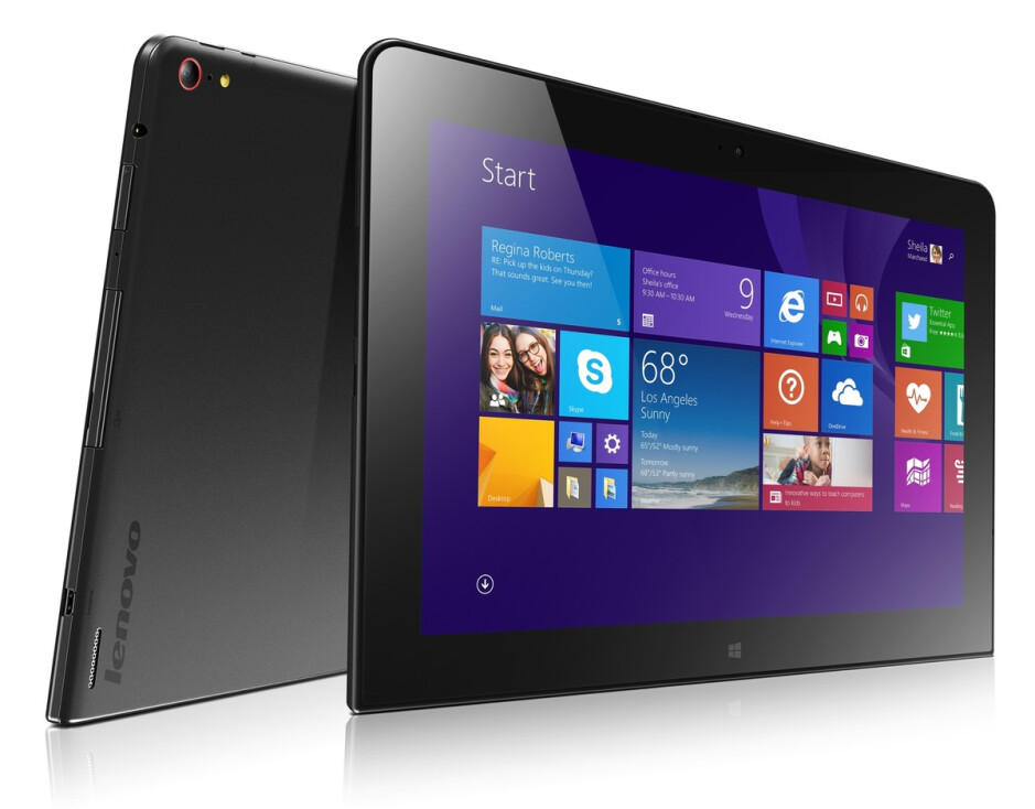 Lenovo unveils the new ThinkPad 10: a Surface 3 competitor based on Windows 10
