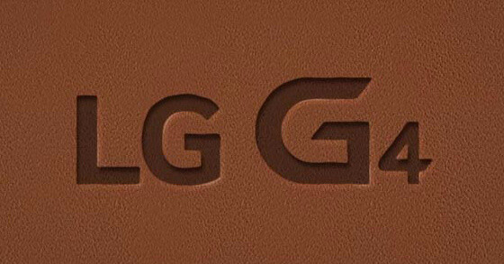 LG G4 is available in the United States starting today