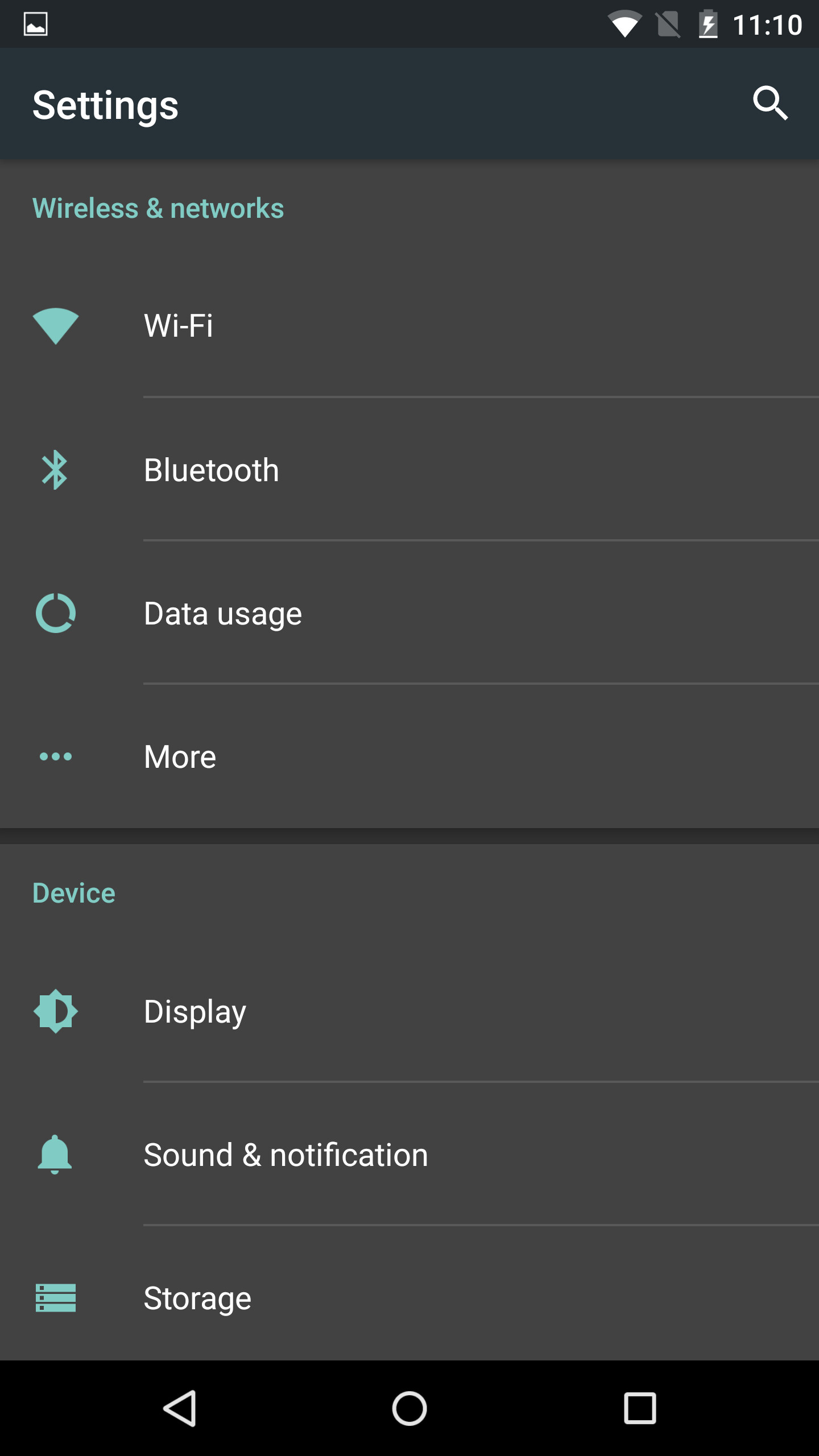 Finally! Android M scores a new, system-wide dark UI theme