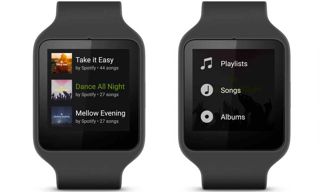 Spotify To Release An Android Wear App To Finally Make