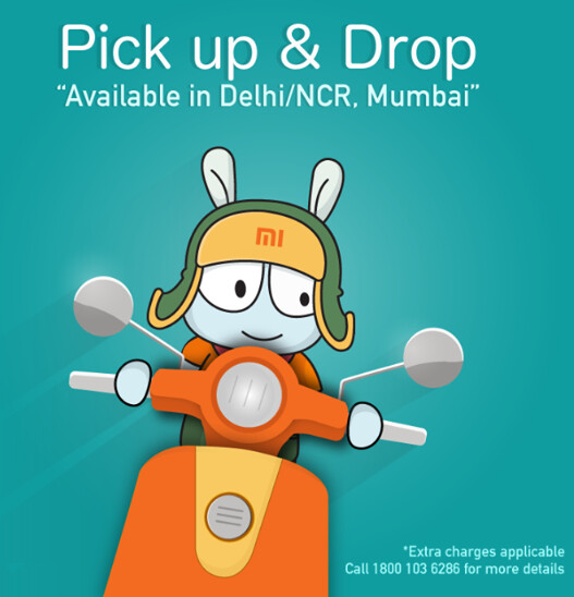 Xiaomi starts pick-up and drop-off service in certain Indian cities - Xiaomi to start pick-up and drop-off service in certain Indian cities