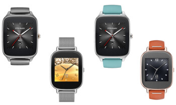 Asus ZenWatch 2 is introduced at Computex