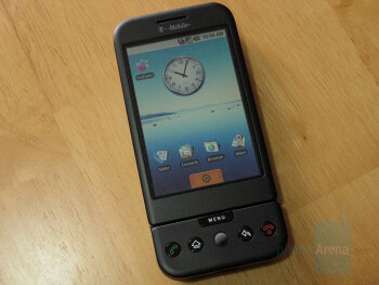 Hands-on with the T-Mobile G1