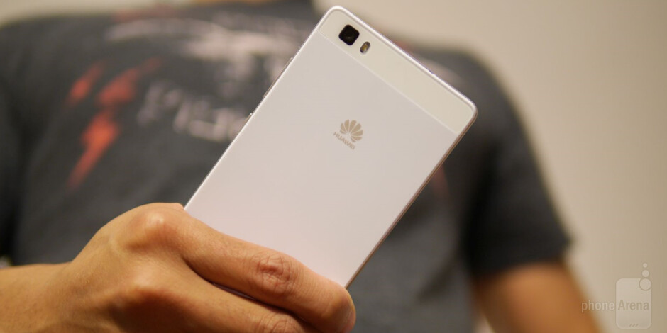 Huawei P8 Lite hands-on