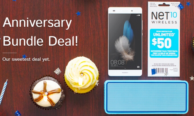 Huawei Deal: save $200 with the purchase of a new smartphone