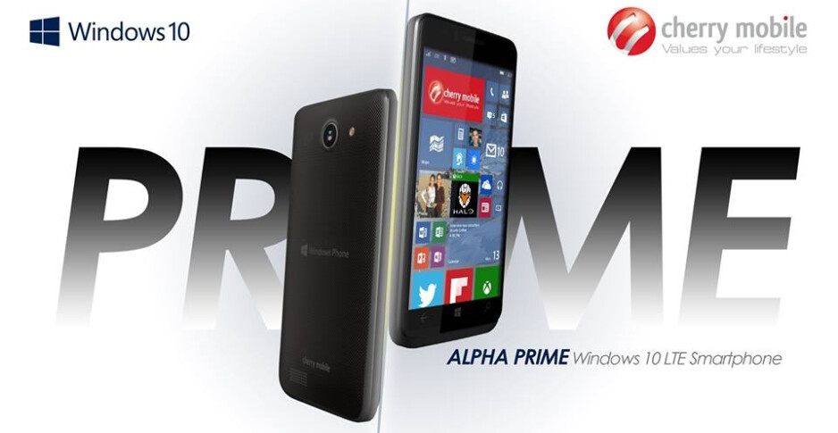 These are two of the first Windows 10 smartphones that should be launched this year