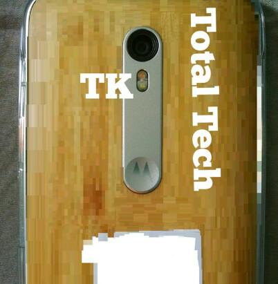 Third-generation Motorola Moto X leaks