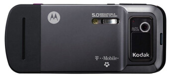 MOTOZINE Z5 now available from T-Mobile