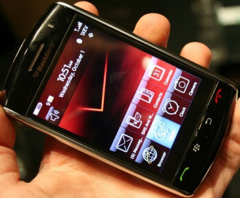 Verizon to launch the BlackBerry Storm at $99?