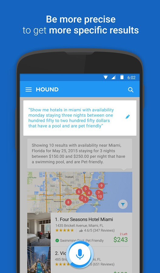 SoundHound's new voice assistant beats Google Now and Siri at their own game