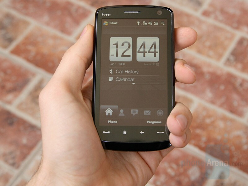 Hands-on with the HTC Touch HD