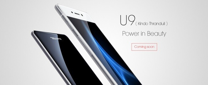 Meet the Oukitel U9: An octa-core smartphone with a 1080p 2.5D display, 3 GB of RAM and more for around $200