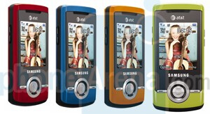 SGH-A777 - Gallery: Upcoming Samsung phones for the US