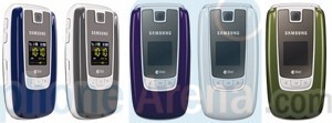SCH-R600 - Gallery: Upcoming Samsung phones for the US